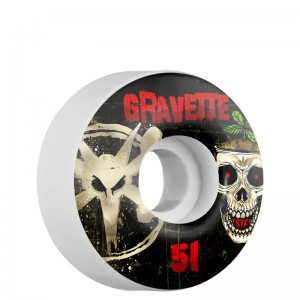 Gravette Sprout, 51mm x 28mm