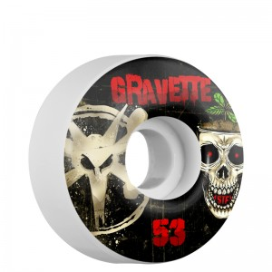Gravette Sprout, 53mm x 29mm