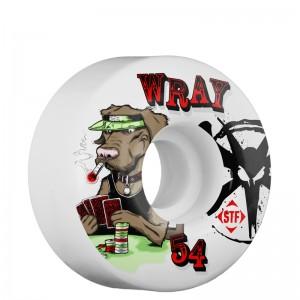 Wray Poker Dog, 54mm x 30mm