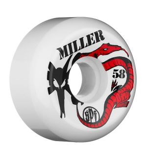 Miller Lizard, 58mm