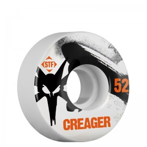Creager Blimp, 52mm x 29mm