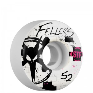 Fellers Wall, 52mm x 29mm