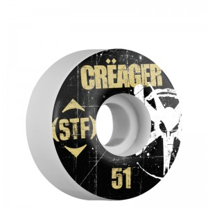 Creager Rocker, 51mm x 30mm