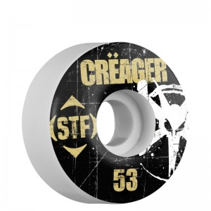 Creager Rocker, 53mm x 31mm
