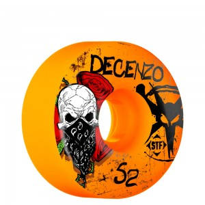 Decenzo Wicked, 52mm x 31mm