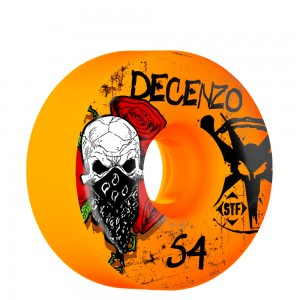 Decenzo Wicked, 54mm x 32mm