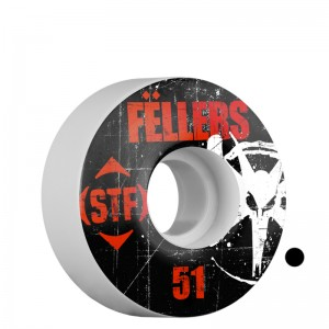 Fellers Rocker, 51mm x 28mm