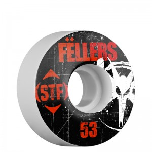 Fellers Rocker, 53mm x 29mm
