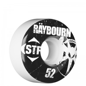 Raybourn Rocker, 52mm x 29mm