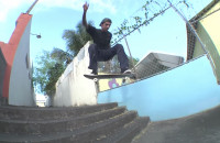 Yonnie Cruz - Chocolate Skateboards