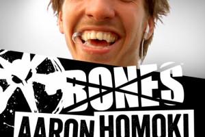 AARON HOMOKI