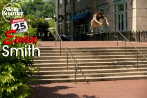 Evan Smith is a badass