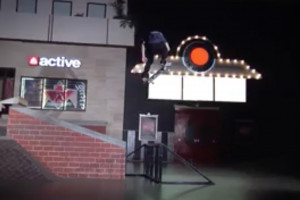 Joslin - Destroying The Berrics