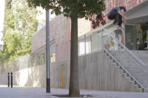 Trevor McClung - Blood Shot Trailer