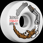 BONES STF Pro Haslam Scorpion 54x32 V1 Skateboard Wheel 83B 4pk