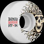BONES STF Pro Berger Medusa 54x30 V3 Skateboard Wheel 83B 4pk
