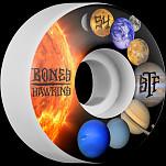 BONES STF Pro Hawkins Solar 54x32 V1 Skateboard Wheel 83B 4pk