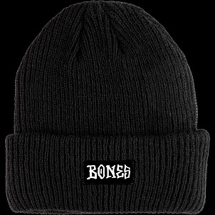 BONES WHEELS OG Beanie Black