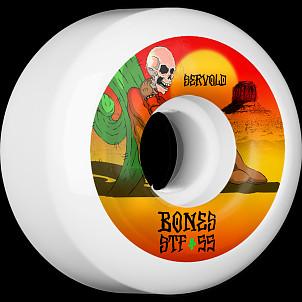 BONES STF Pro Servold Dry Heat 55x32 V5 Skateboard Wheel 83B 4pk