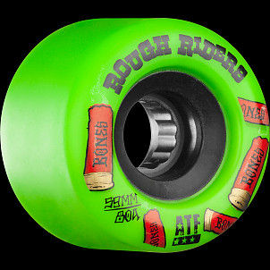 BONES ATF Rough Riders Shotgun 59mm Skateboard Wheel 4pk