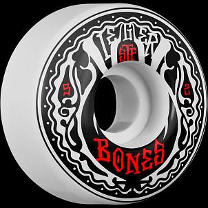 BONES STF Pro Weiger Phillips 52x31 V1 Skateboard Wheel 83B 4pk
