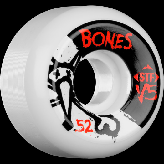 BONES WHEELS STF V5 Series 52mm (4 pack)