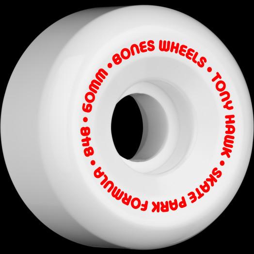 BONES SPF Pro Hawk Mini Cube 60x34 P5 Skateboard Wheel 84B 4pk