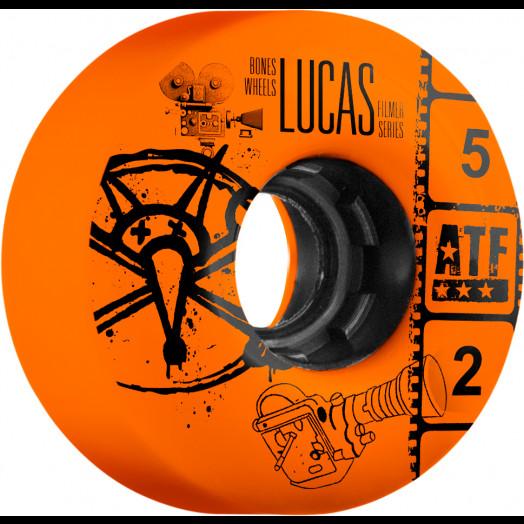 BONES WHEELS ATF Filmer Lucas Vintage Wheel 52mm 4pk