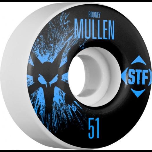 BONES WHEELS STF Pro Mullen Team Wheel Splat 51mm 4pk