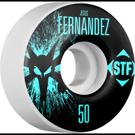BONES WHEELS STF Pro Fernandez Team Wheel Splat 50mm 4pk