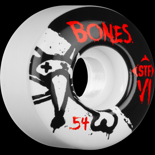 BONES WHEELS STF V1 Series 54mm (4 pack)