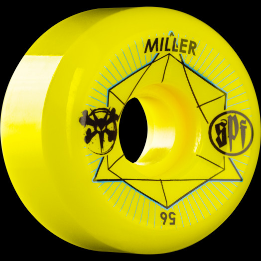 BONES WHEELS SPF Pro Miller Inner II Wheel 56mm 4pk