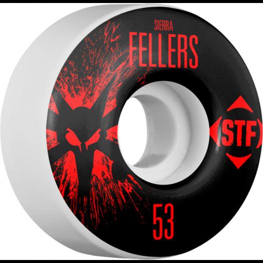 BONES WHEELS STF Pro Fellers Team Wheel Splat 53mm 4pk