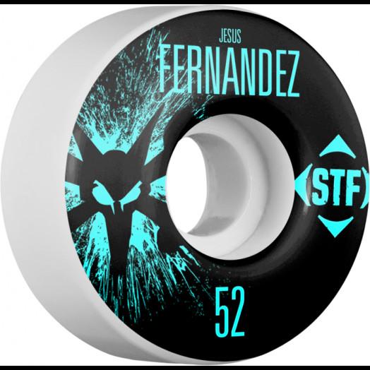 BONES WHEELS STF Pro Fernandez Team Wheel Splat 52mm 4pk